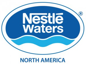 neslte waters logo