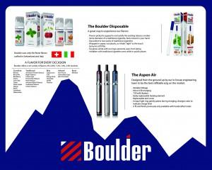 Boulder Counter mat