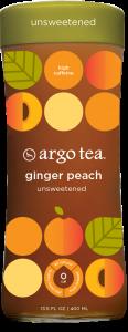 argo tea GingerPeachUnsweetened