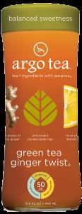argo tea GreenTeaGingerTwist