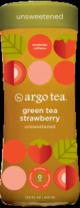 argo tea GreenTeaStrawberryUnswetened