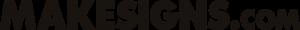 MakeSigns Logo