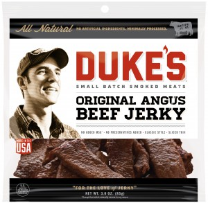 Thanasi Duke's Angus Beef Jerky