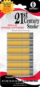 21st Express Cartridges Regular 6 pk