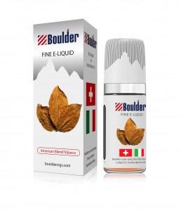 Boulder American Blend Tobacco E-liquid