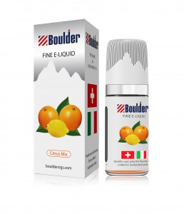 Boulder Citrus Mix E-Liquid