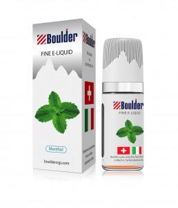 Boulder Menthol E-Liquid