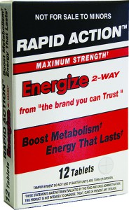Rapid Action Energize 12 ct
