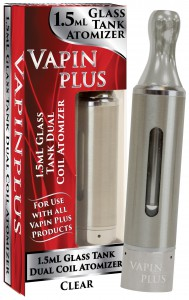 Vapin Plus 1.5 ML Glas Tank Atomizer