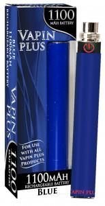 Vapin Plus 1100 Blue Batteries