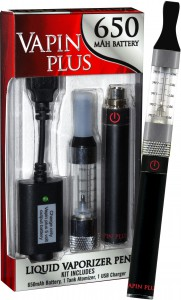 Vapin Plus 650 Liquid Vaporizer Pen Kit Box