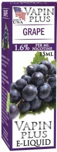 Vapin Plus Grape 1.6