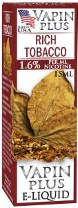 Vapin Plus Rich Tobacco 1.6