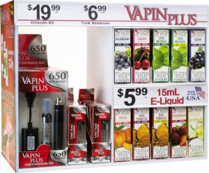 Vapin Plus Side by Side DSP Box