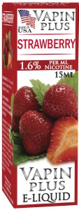 Vapin Plus Strawberry 1.6