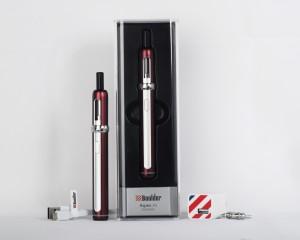 Boulder International red Vapor Pen