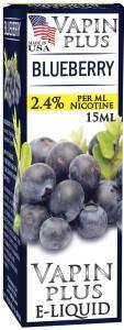 Vapin Plus Blueberry 2.4