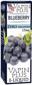 Vapin Plus Blueberry Zero