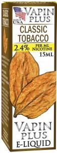 Vapin Plus Classic Tobacco 2.4