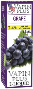 Vapin Plus Grape 2.4