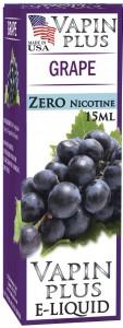 Vapin Plus Grape Zero