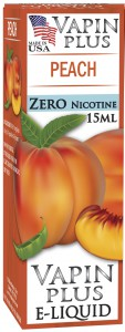 Vapin Plus Peach Zero