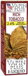 Vapin Plus Rich Tobacco 2.4
