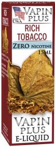 Vapin Plus Rich Tobacco Zero
