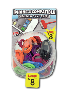 Tell Industries i4 Cable